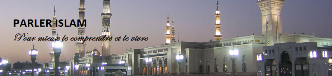 Parler islam